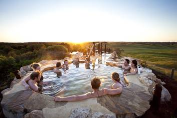 Peninsula Hot Springs - Twilight Express & Thermal Spa Experience