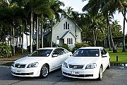 Cairns Airport to or from Cairns City (CBD) - Sedan (per vehicle)