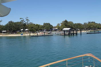 Bribie Island, Bongaree Jetty