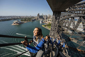 Sydney BridgeClimb Weekday Express Morning Tour