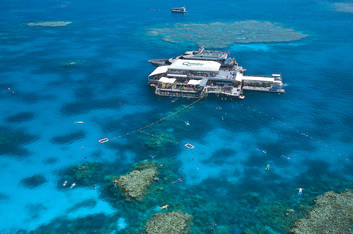 Spacious Activity Platform, Agincourt Reef