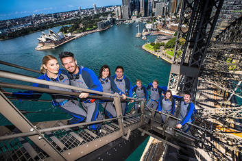 Sydney BridgeClimb Weekend Express Morning Tour